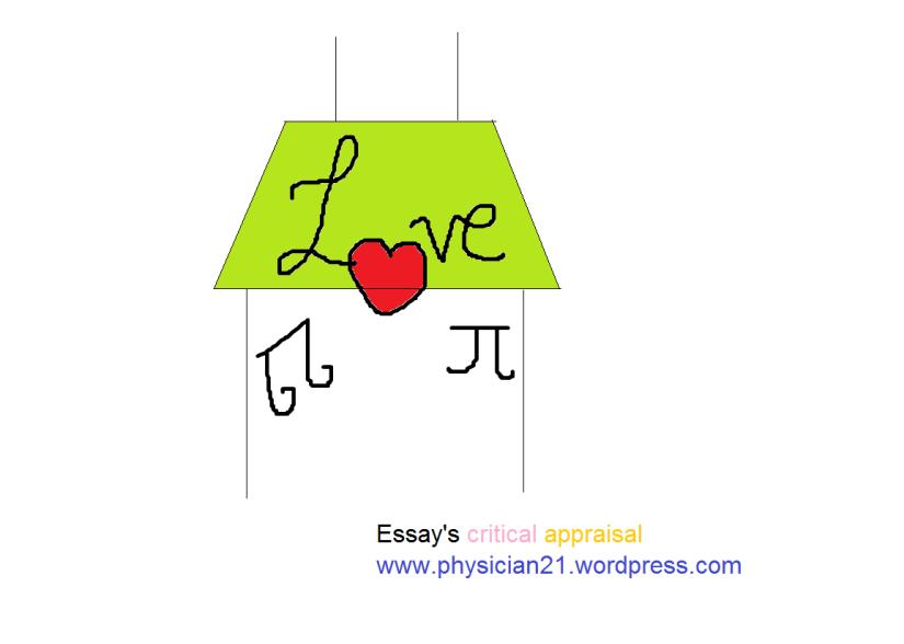 essay''s critical appraisal